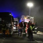 Accident dramatic în Italia, o româncă a murit după ce mașina ei s-a ciocnit frontal cu un autobuz