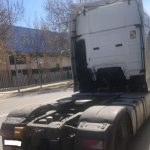 Şofer român de TIR, prins în Spania transportând o încărcătură în care erau ascunse aproape 800 de kilograme de droguri