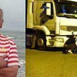 Șofer român de camion lovit de două trenuri în Italia. A murit sub ochii colegilor săi